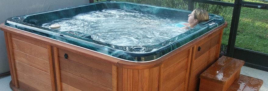 Installation de votre spa de nage en Haute-Savoie