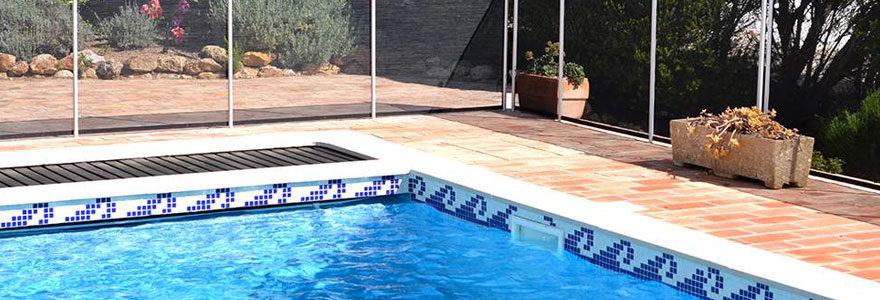 systèmes de sécurité pour piscine